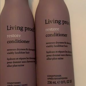 Livening Proof Restore Conditioner Bundle NWT